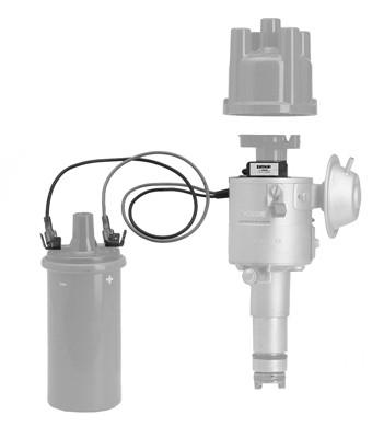 схема электронного зажигания ваз