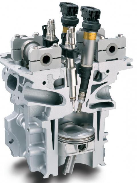 системы питания инжекторного двигателя ваз 2110