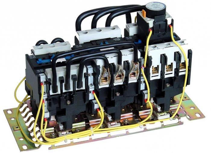схема фото подключения магнитного пускателя