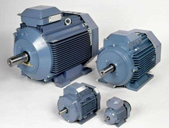электродвигатели постоянного и переменного тока