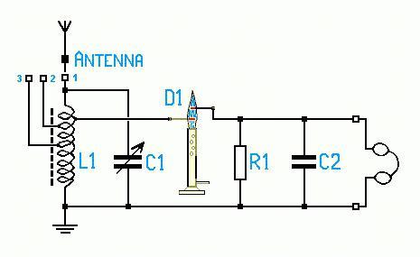 Чтобы схемы радиоприемников