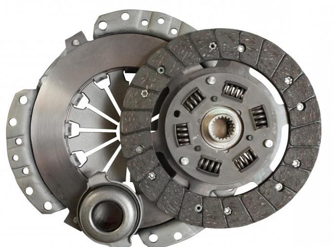 Сцепление ГАЗ-53: диск, корзина, регулировка и ремонт