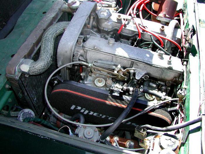 масло в двигатель ваз 2101