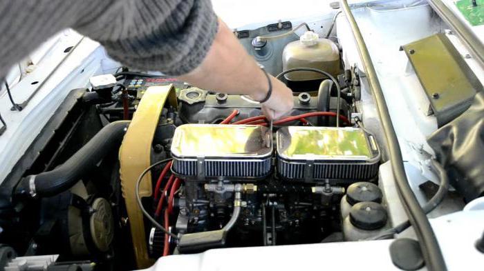 какой двигатель поставить на ваз 2101