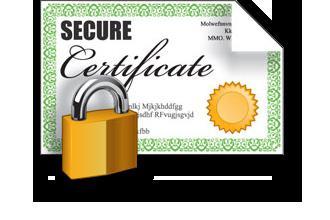 что делать срок действия сертификата истек