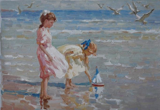 украинские художники и их картины
