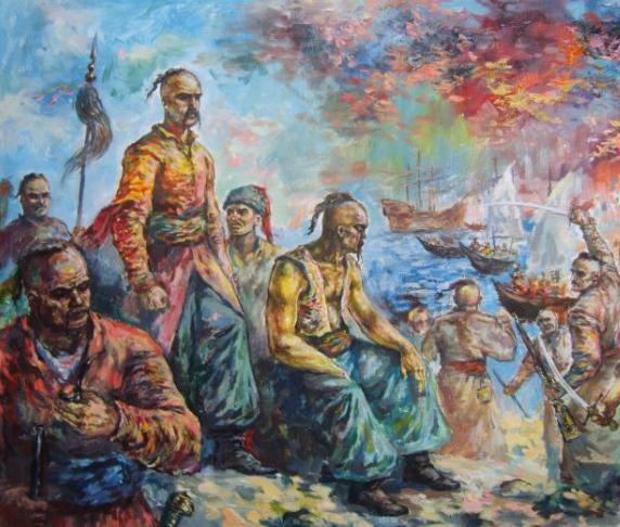 знаменитые украинские художники