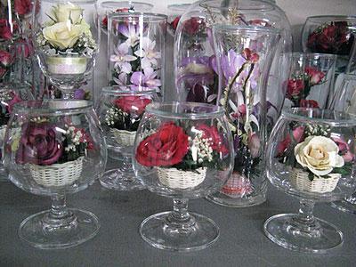 дешевые цветы в вакууме