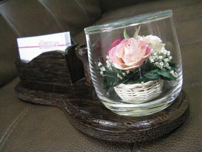 цветы в вакууме из таиланда