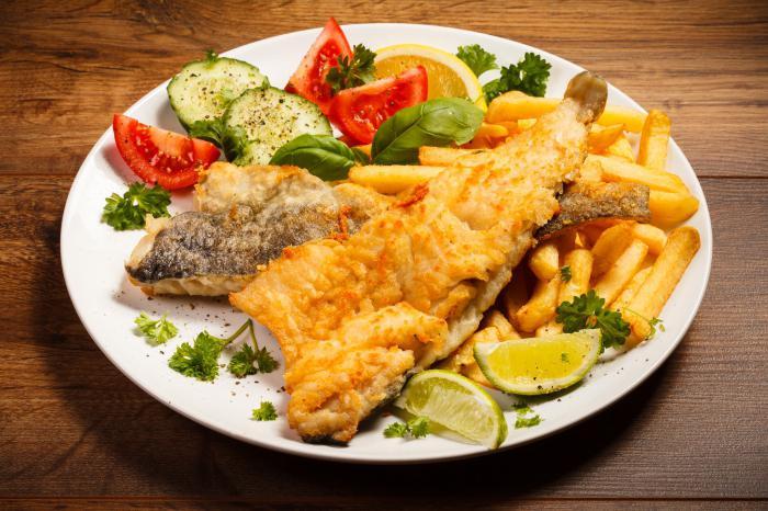 Лобань рыба рецепты жареная 6