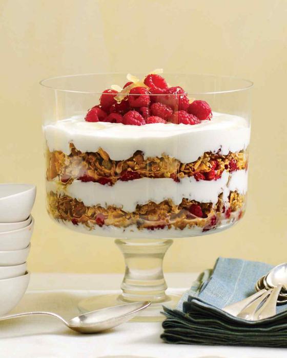 парфэ десерт рецепт