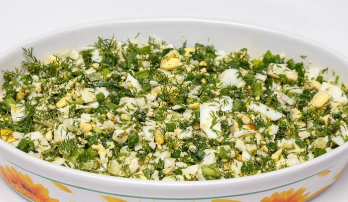 Что приготовить из салата морская капуста