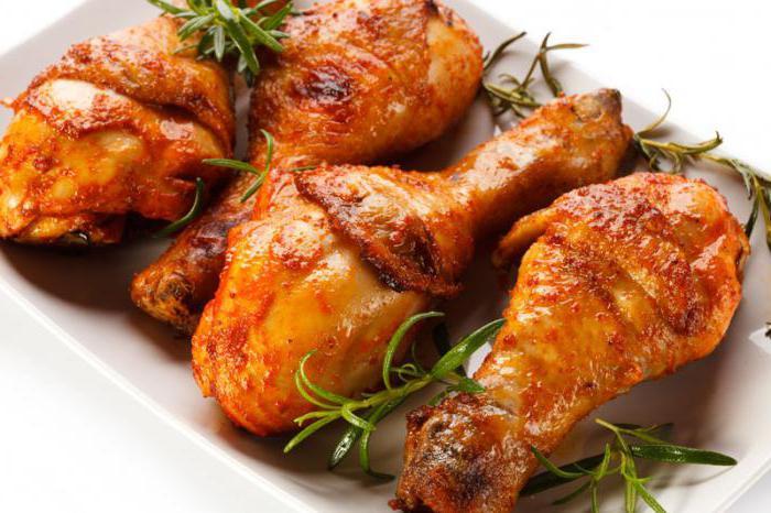 Рецепты из куриных окорочков с картофелем 104
