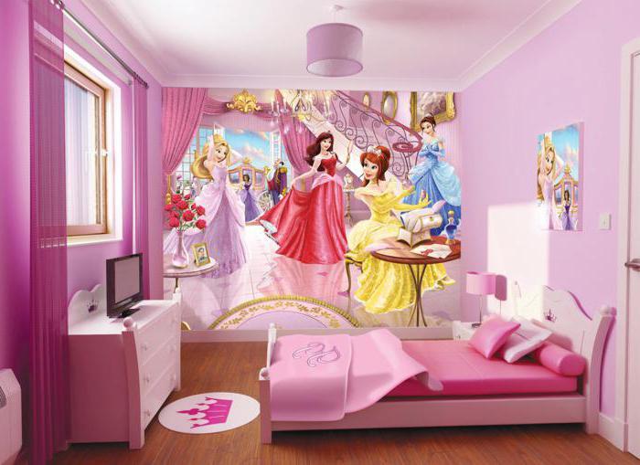 Дизайн в комнате девочки 12 лет
