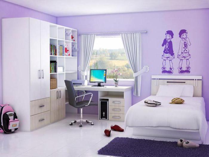 Как оформить комнату для девочки 12 лет