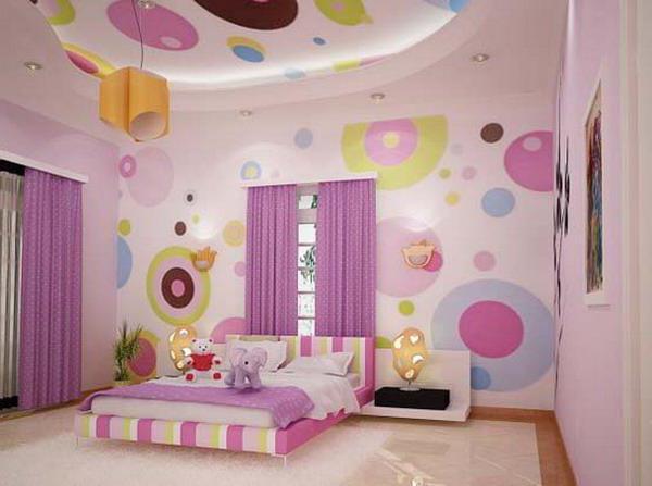 Красивые комнаты для девочек 12 лет