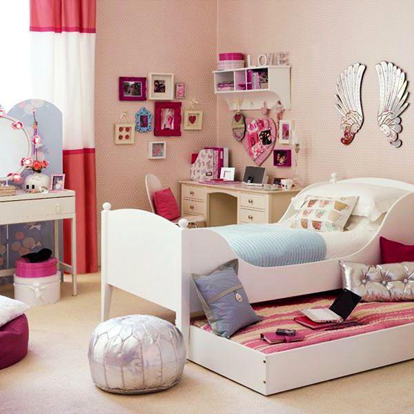 Комната для девченки двенадцать лет. Дизайн интерьера комнаты…