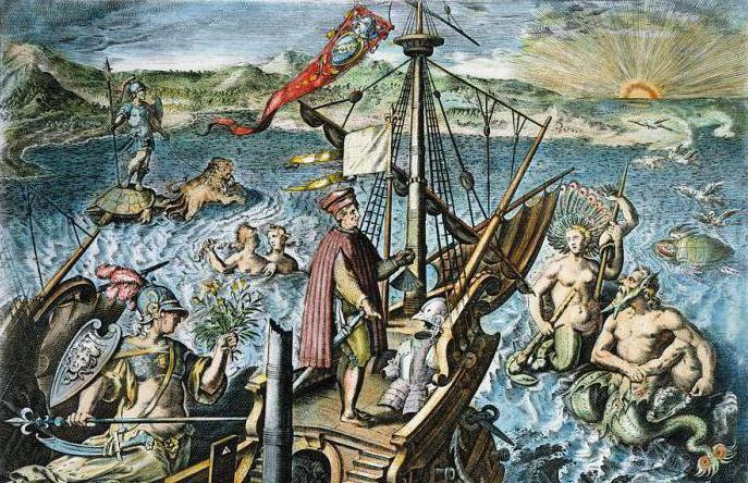 В1499 г он отправился в открытую колумбом индию в составе испанской экспедиции