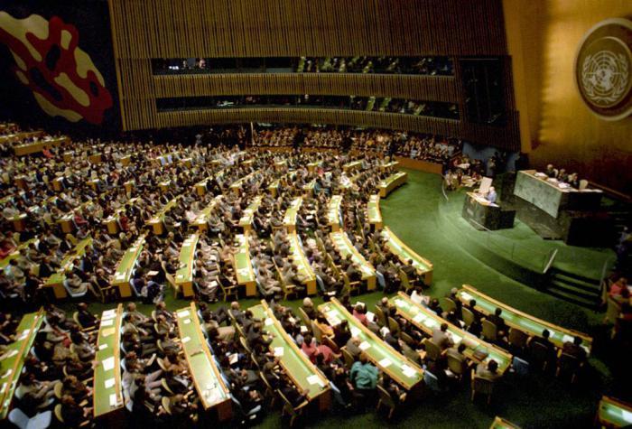 страны ООН