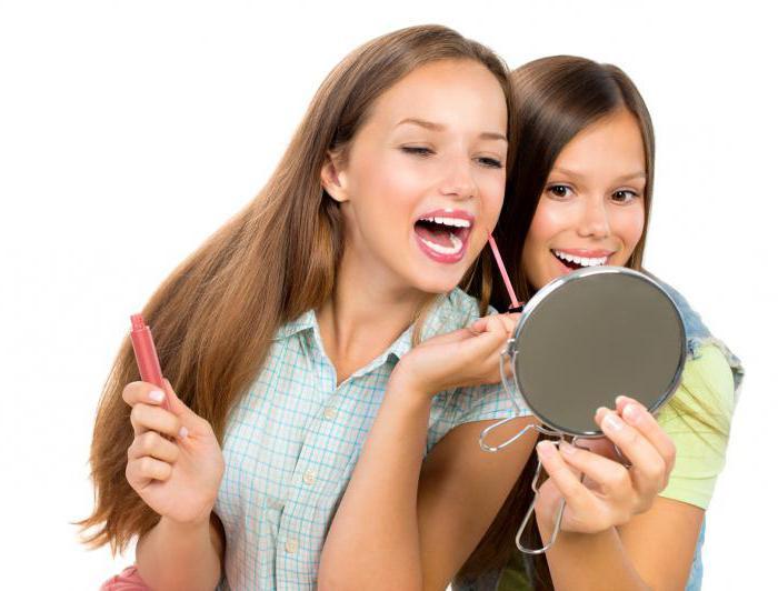 косметика для девочек 12 лет