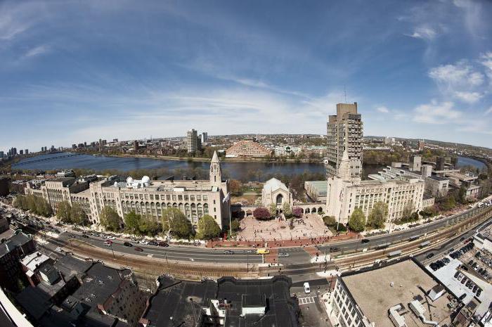 бостонский университет фото