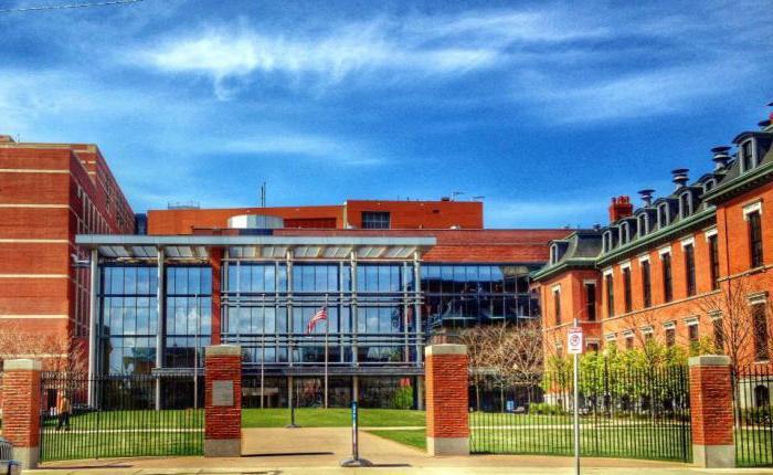 бостонский университет сша