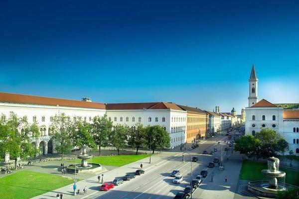мюнхенский университет имени людвига максимилиана