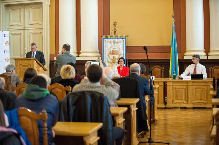 национальный университет львовская политехника специальности