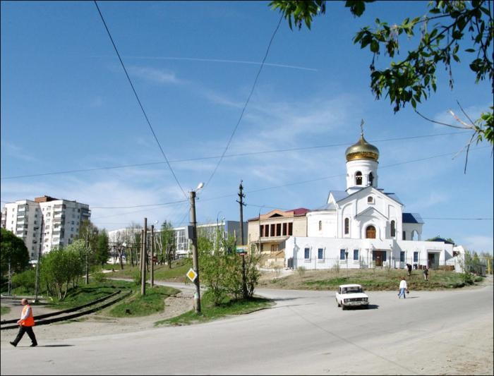 Храмы Златоуста