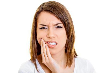 Чувствительность зубов как снять