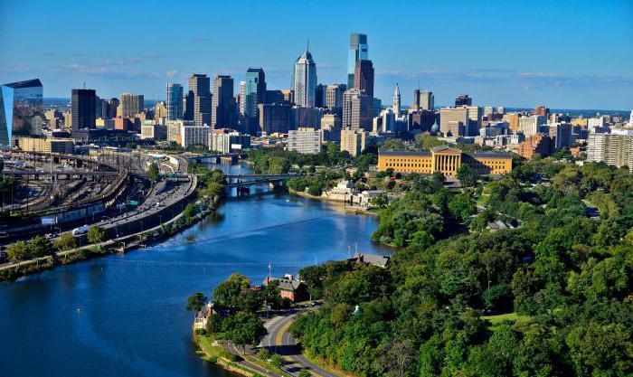 Филадельфия США
