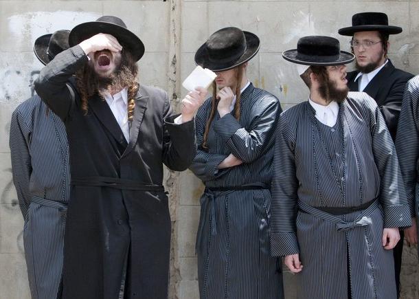 Секс ортодоксальные иудеи
