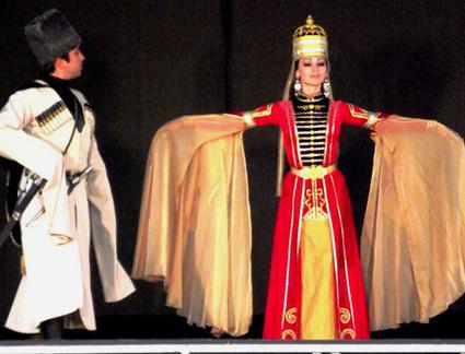Кабардинские свадьбы: традиции и современность