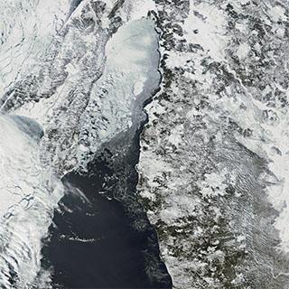 порт в татарском проливе
