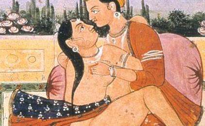 Поза итальянского подсвечника в сексе