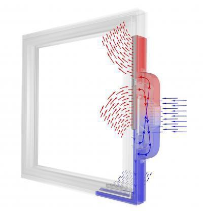 Приточные вентиляционные клапаны на пластиковые окна отзывы
