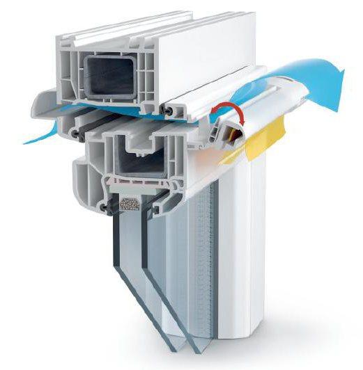 Приточный вентиляционный клапан на пластиковые окна отзывы