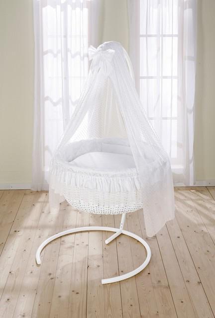 Круглые кроватки для новорожденных фото