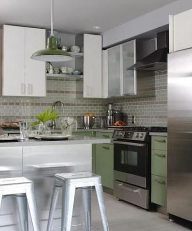 Как выбрать фартук для кухни из плитки
