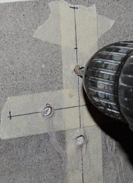 Сверла для сверления керамической плитки