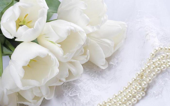 Значение белого цвета
