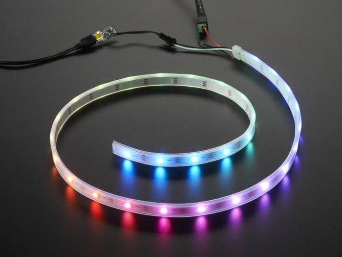 Светодиодные ленты для дома как выбрать фото