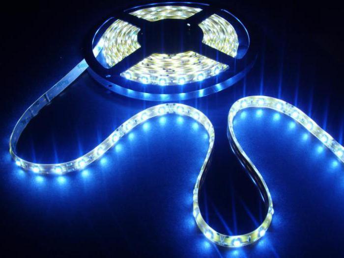 Как выбирать светодиодные ленты для дома