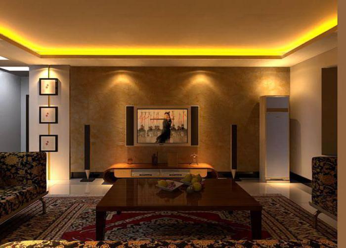 Как выбрать светодиодные ленты для дома яркого освещения