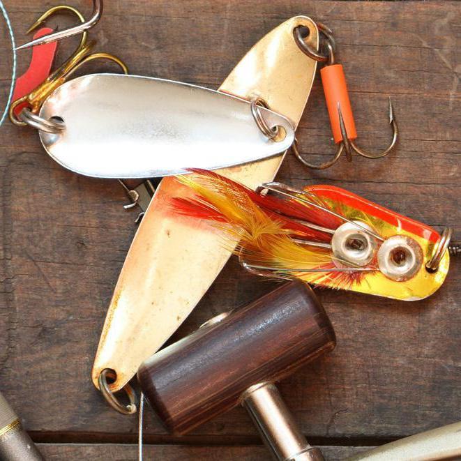 Рыболовные приманки своим руками фото 730