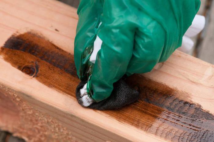 Мореная древесина своими руками