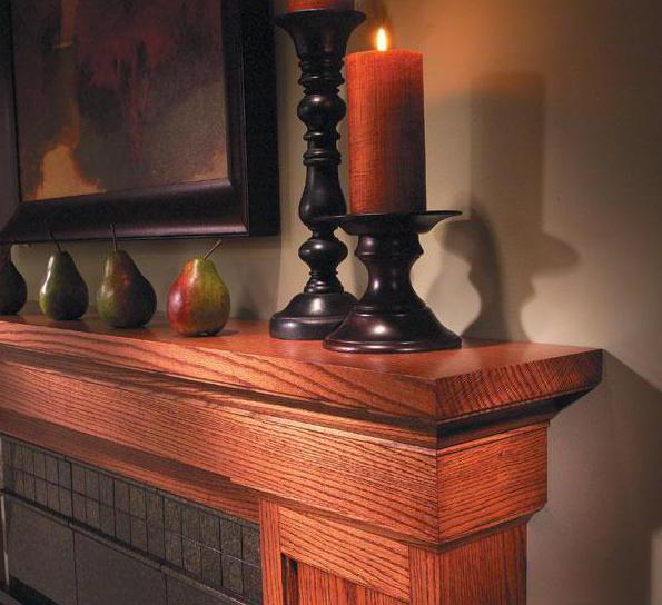 Мебель из мореной древесины