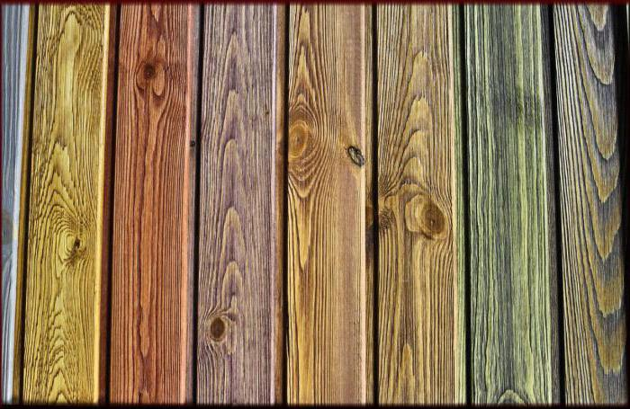 Мореная древесина