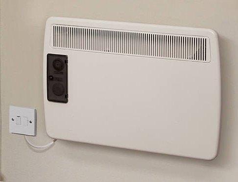 Конвекторная батарея отопления