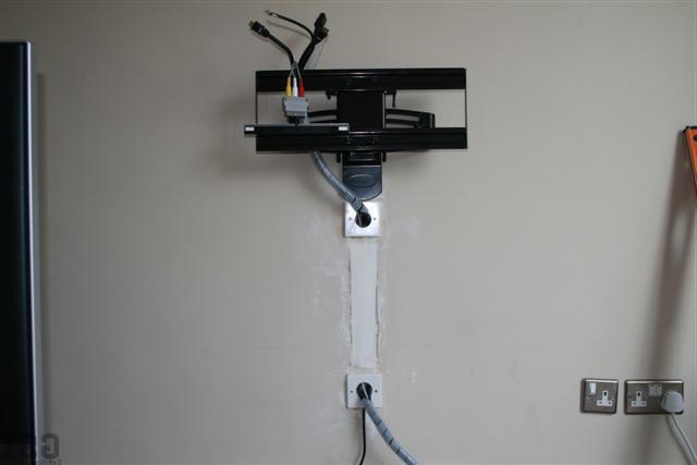 как спрятать провода в квартире маскируем провод